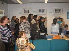 Presentació exposició a les famílies