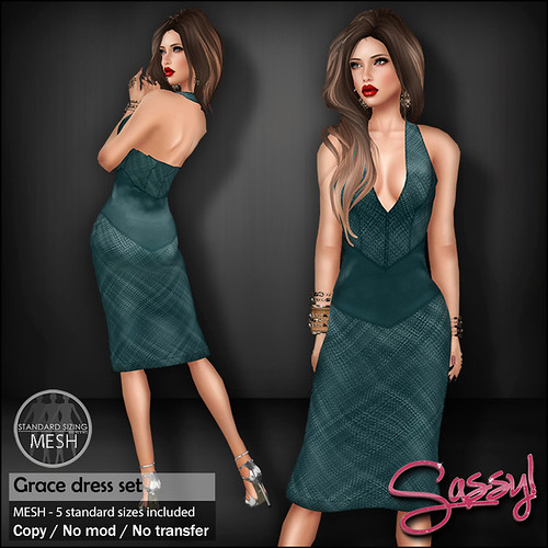 Grace dress set for FFL