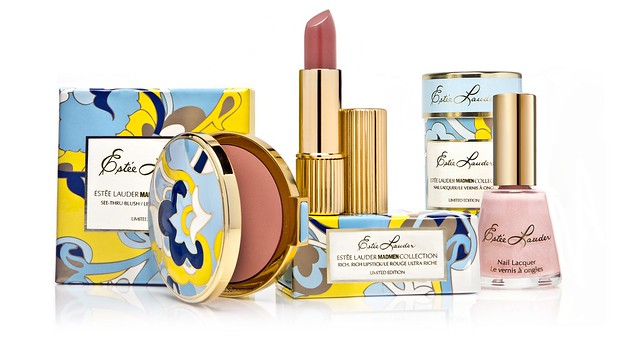 Estée Lauder Mad Men Collection Spring 2013