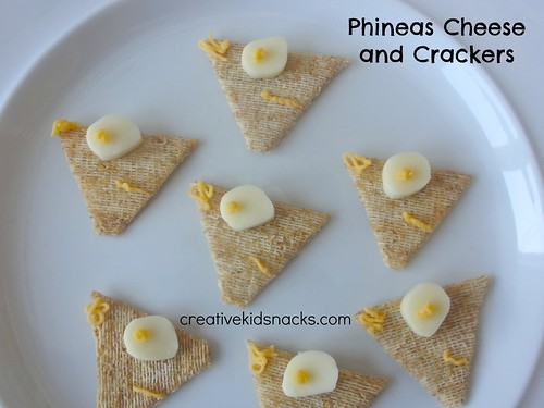 Phineas Cheese and Crackers