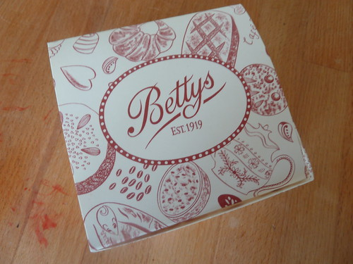 Bettys Bun Box