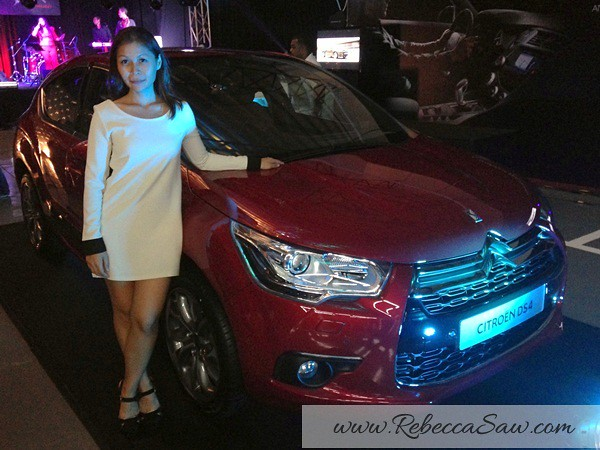Citroen DS4 and DS5 Launch- rebeccasaw-005