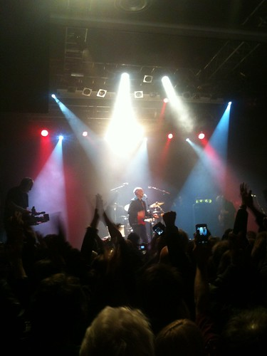 Wilko Johnson at Koko