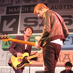 Divine Fits at Public Radio Rocks SXSW 2013