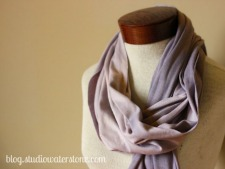 ombre scarf c