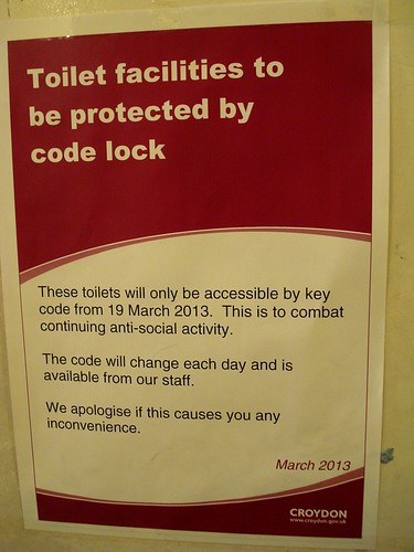 Extra secure facilities at the Clocktower