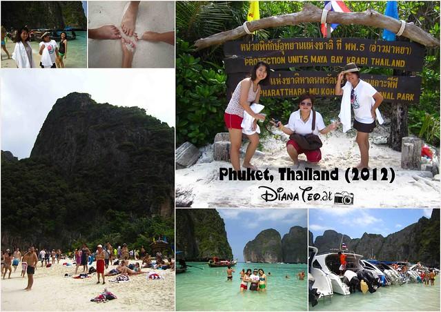 Phi Phi Island - Maya Bay 03