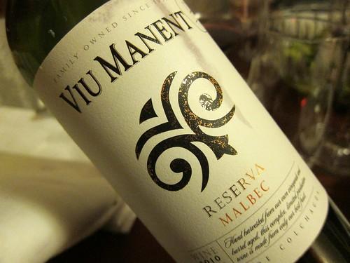 2010 Viu Manent