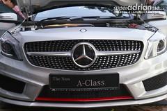 mercedes-benz w212(0.0), wheel(0.0), rim(0.0), mercedes-benz e-class(0.0), automobile(1.0), automotive exterior(1.0), vehicle(1.0), automotive design(1.0), mercedes-benz(1.0), mercedes-benz a-class(1.0), grille(1.0), bumper(1.0), land vehicle(1.0), luxury vehicle(1.0), vehicle registration plate(1.0), sports car(1.0),