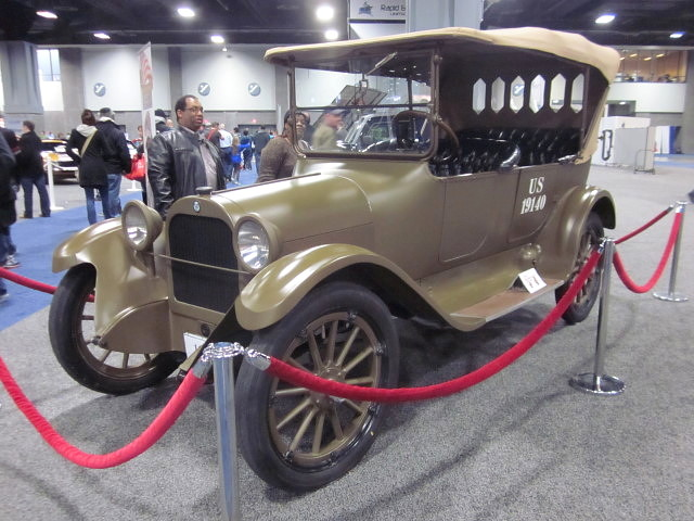 1918 Dodge Brothers Touring Car | Flickr - Photo Sharing!