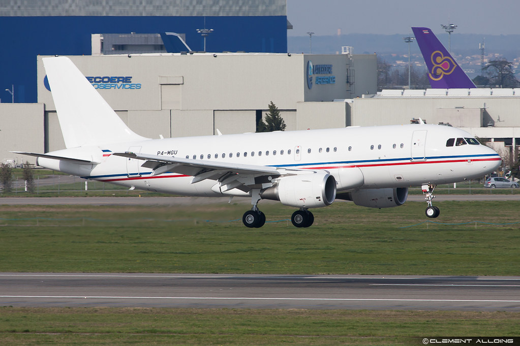 P4-MGU - A319 - Not Available