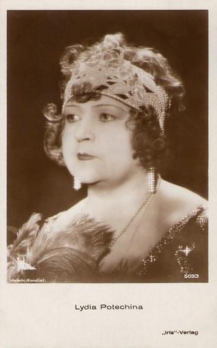 Lydia Potechina