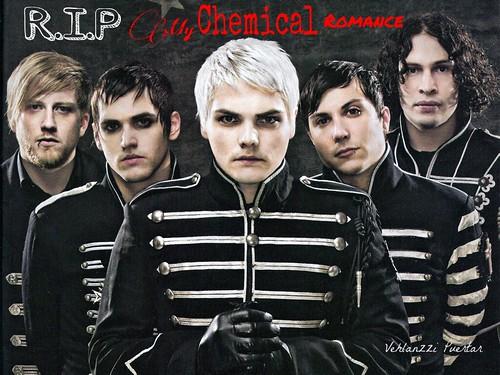 RIP My Chemical Romance!