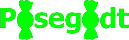 posegodt grønn