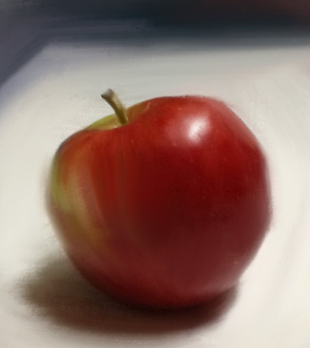 iPad Art by Hannah Klupiec