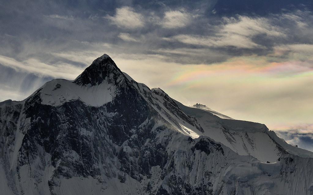 Khangsar Kang (7485 m), Nepal