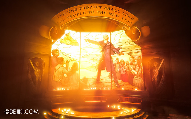 BioShock Infinite - Welcome-Center
