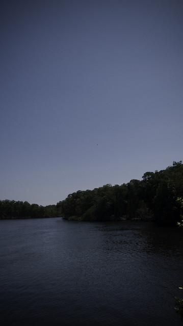 Oleta River Sky Land