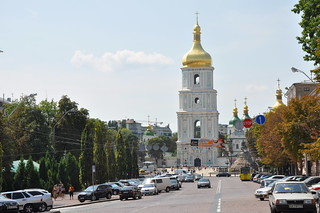 Image of Saint Sophia Cathedral.