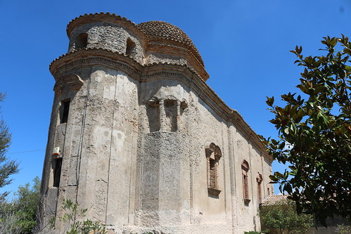 Byzantine St Vibo church - of course CLOSED!