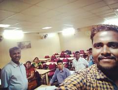 Training with Dhanuskodi sir!   Very Interactive and informative indeed!  #IndianBank #Bengaluru