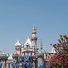 Disneyland 60th Sleeping Beauty Castle.