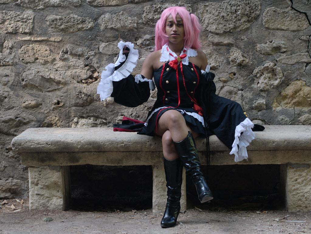 related image - Shooting Owari no Seraph - Jardin des Plantes de Montpellier - Montpellier - 2016-08-16- P1520323
