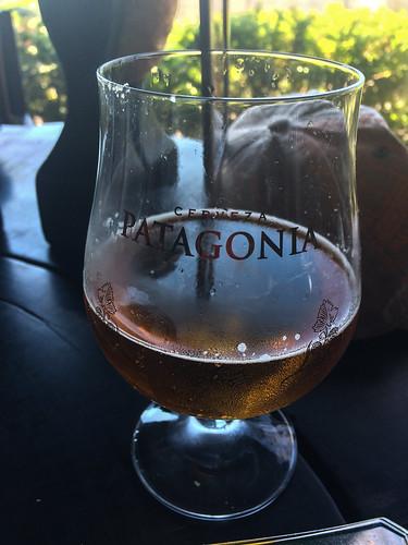 Buenos Aires: très bonne bière Patagonia