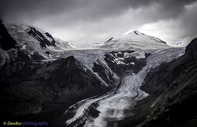 Johannisberg (A) - Pasterze Glacier