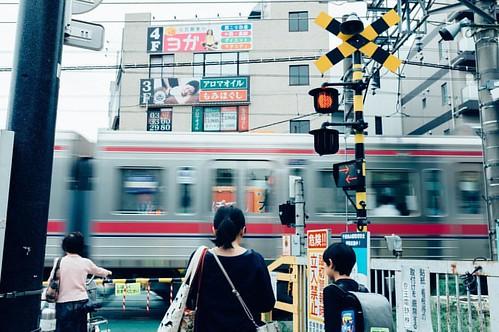 京王線 #東京 #Tokyo #Japan #train