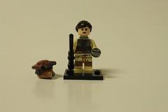 LEGO Star Wars Jabba's Palace (9516) - Princess Leia (Boushh)