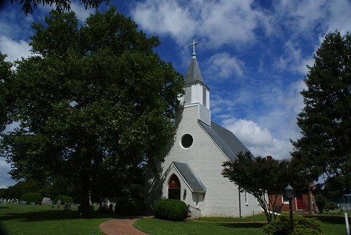 Trinity Church, St. Mary's City