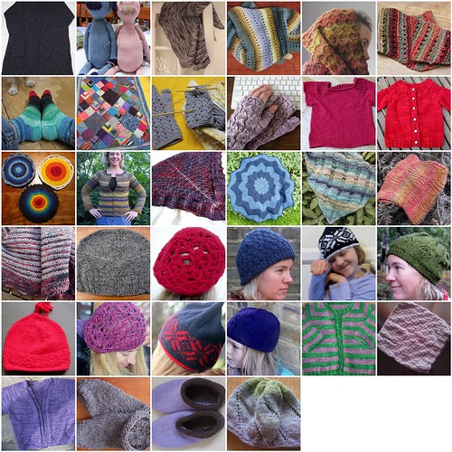 2012 Knitting Mosaic