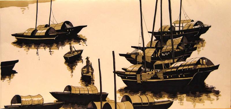 Aberdeen Boats Segment 1