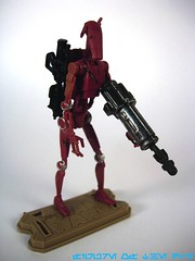 Battle Droid - Red