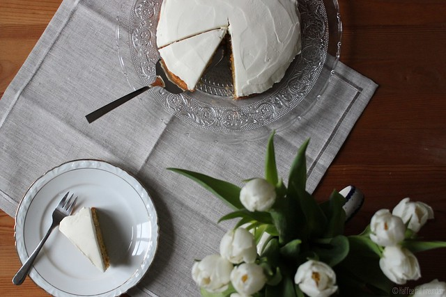 Food-♥: Carrot Cake mit Frosting