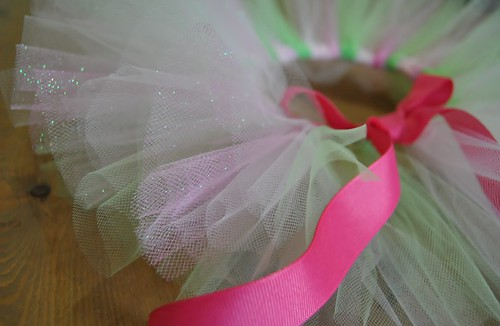 pretty little tutu