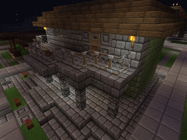 My New Minecraft House