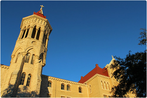 St. Edward's University in Austin, TX