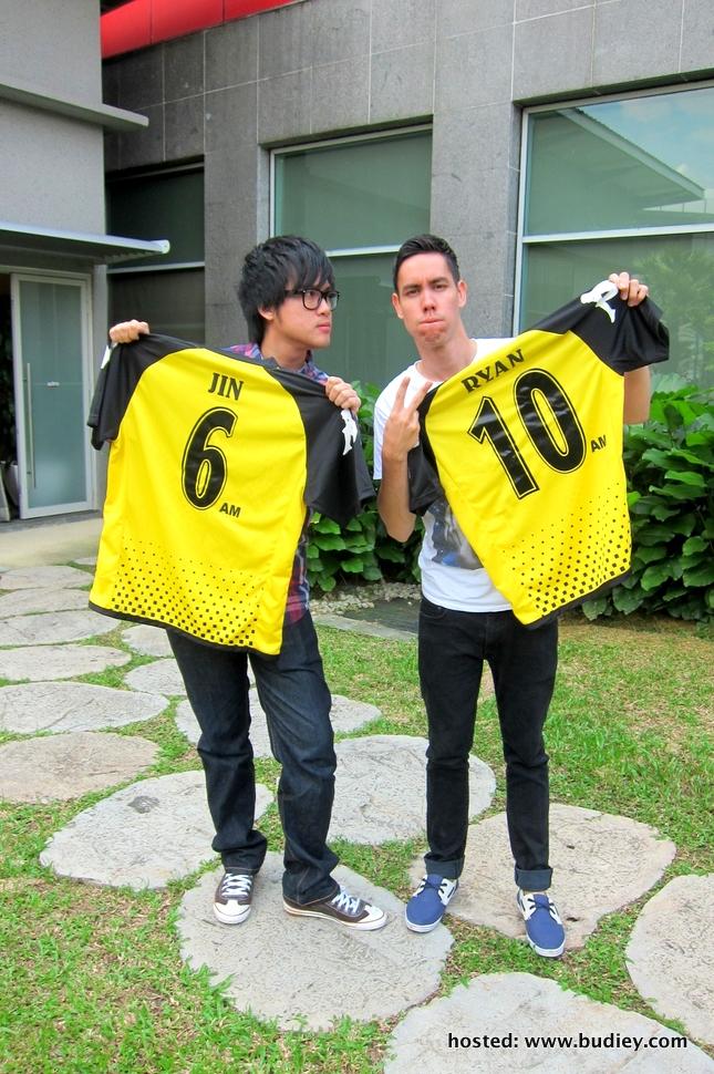 Jin & Ryan Hitz FM