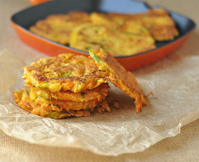 Korean Pancake Recipe: Made In Our Kitchen: Easy Recipes Made