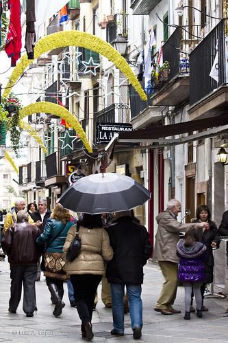 Calles de Castro Urdiales