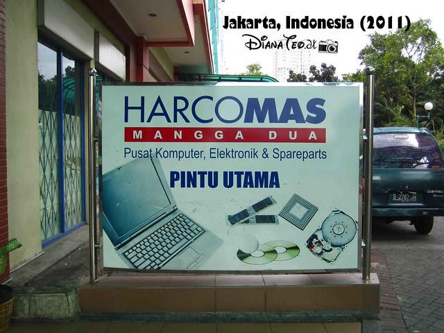 HarcoMas Mangga Dua Jakarta