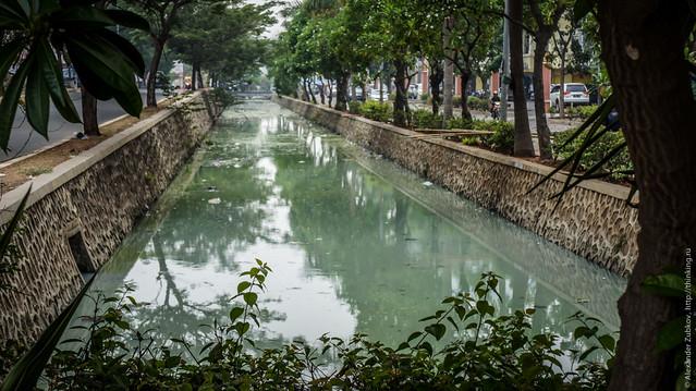Улицы Джакарты