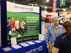 US Lacrosse Convention - Demosphere