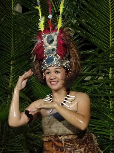 Cultural Show at Liku'alofa