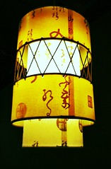 15/365: Japanese lamp by AuntCharChar