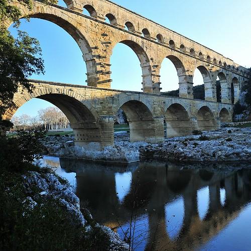 728 Pont du Gard (Provence - France)