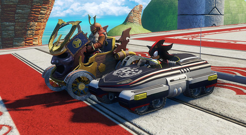 Sonic & All-Stars Racing Transformed - PC Version