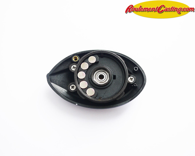 Abu Revo SX Generation 3 Boca Bearings #4